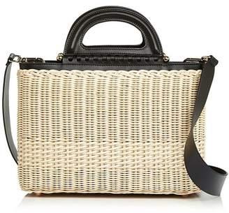 Céline Lefébure Marguerite Wicker Bag - 100% Exclusive