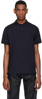 Jil Sander Navy Polo Shirt