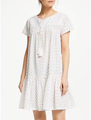 Cotton Smock Dress - ShopStyle UK 02a9fc1fd