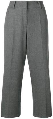 Cambio wide leg cropped trousers