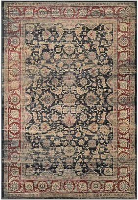 Couristan CouristanTM Embellished Blossom Rectangular Rug