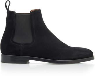 Lanvin Suede Chelsea Boots