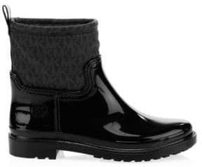 MICHAEL Michael Kors Blakely Logo Rain Booties