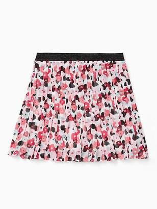 Kate Spade Girls pleated skirt