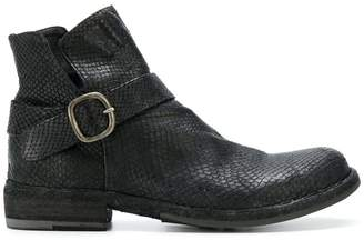 Officine Creative Legrand buckle boots