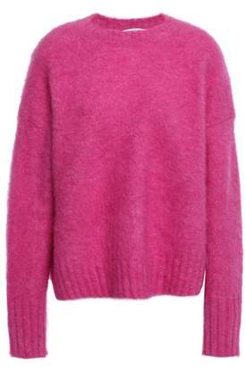 Helmut Lang Brushed Knitted Sweater