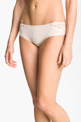 Felina 'Charming' Lace Back Hipster Briefs