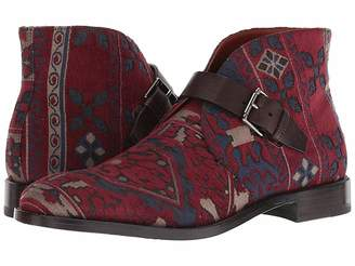 Etro Carpet Print Ankle Boot