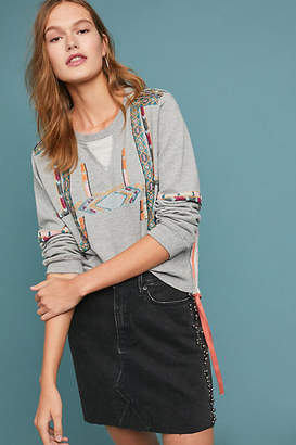 Let Me Be Market Beaded Pullover