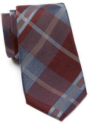 Vince Camuto Zecca Plaid Tie