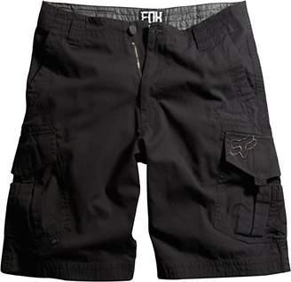 "Fox Racing Men's Slambozo Standard Fit 22"" Canvas Cargo Short"