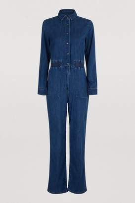 3314297dcb10 Denim Jumpsuit - ShopStyle UK