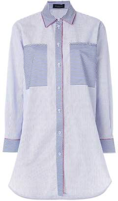 Piazza Sempione striped shirt