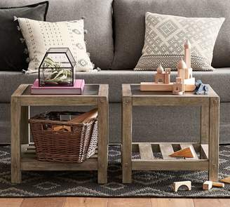 Pottery Barn Brooklyn Square Coffee Table