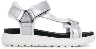 P.A.R.O.S.H. touch strap sandals