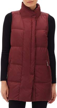 Lafayette 148 New York Adora Alpine Outerwear Down Vest