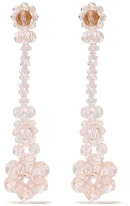 Simone Rocha Victorian Double earrings