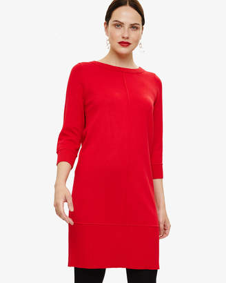 Phase Eight Shiloh Exposed Seam Knit Dress