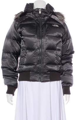 The North Face Quilted Goose Down Jacket