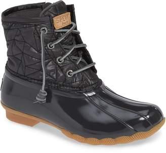 Sperry Saltwater Duck Rain Boot