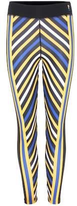 P.E Nation Longest Yard printed leggings