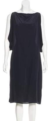 Sofie D'hoore Silk Midi Dress