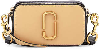 Marc Jacobs Snapshot Colorblock Leather Camera Bag