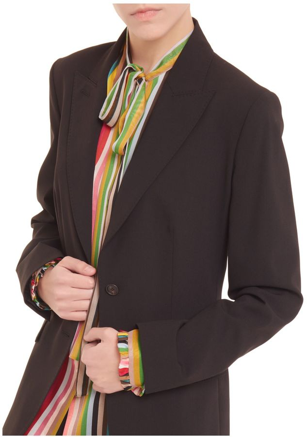 Max Mara Max Mara Single Breasted Blazer