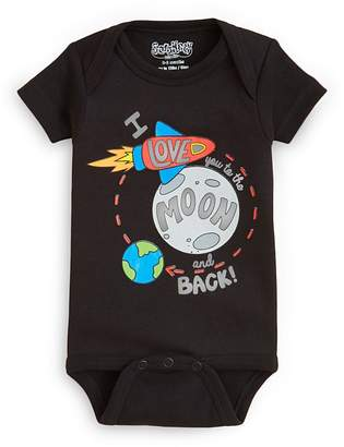 Sara Kety Unisex Love You to the Moon Bodysuit - Baby
