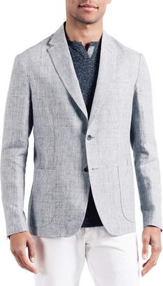 Good Man Brand Downtown Trim Fit Linen Sport Coat