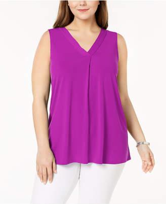 b786121c392 Alfani Purple Plus Size Tops on Sale - ShopStyle