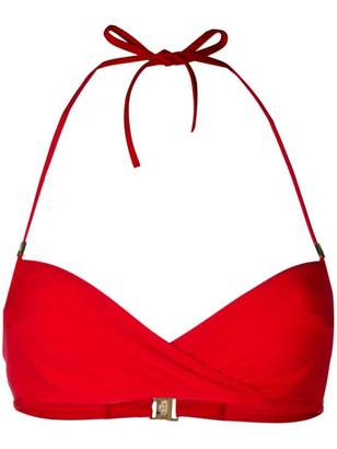 La Perla Aquamarine underwired bandeau bikini bra