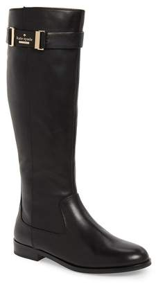 Kate Spade Ronnie Leather Riding Boot