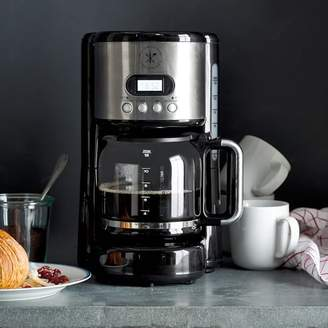 west elm Williams Sonoma Open Kitchen 12-Cup Programmable Coffee Maker