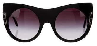 Stella McCartney Gradient Cat-Eye Sunglasses