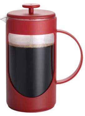Bonjour 8-Cup Coffee Unbreakable Plastic French Press