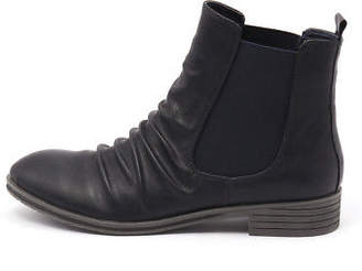 I Love Billy New Toli Navy Womens Shoes Casual Boots Ankle