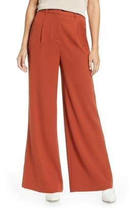 f2df2c1ec80 Leith High Waist Flare Pants (Regular   Plus Size)