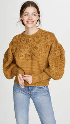 Ulla Johnson Ciel Pullover