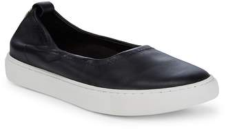 Kenneth Cole Women's Kip Leather Ballet Flats