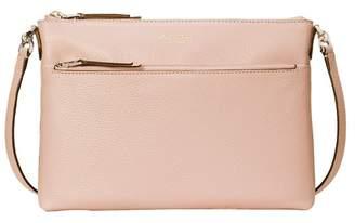 Kate Spade Polly Medium Leather Crossbody Bag