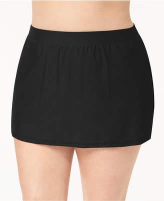 Macy's Go By Gossip Plus Size Swim Skirt, Created for