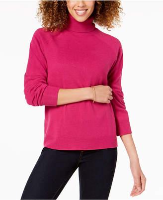 Karen Scott Turtleneck Sweater