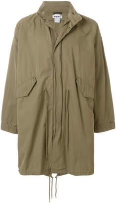Hope casual parka coat