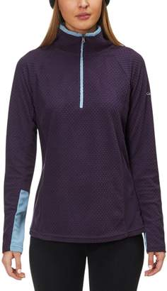 Columbia Glacial IV Print 1/2-Zip Fleece Pullover - Women's