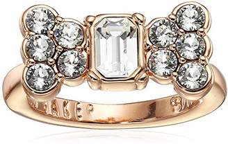Ted Baker Damris Dainty Crystal Bow Ring