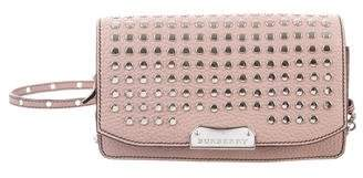 Burberry Embellished Leather Crossbody