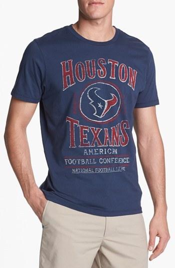 Junk Food 'Houston Texans - Kick Off' Graphic T-Shirt