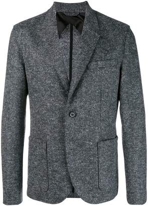 Lanvin felt jacket