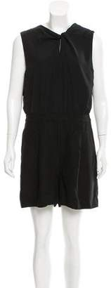 Reiss Sleeveless Twist Romper